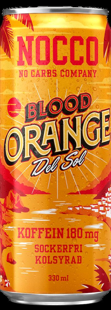 NOCCO Blood Orange Del Sol 33cl