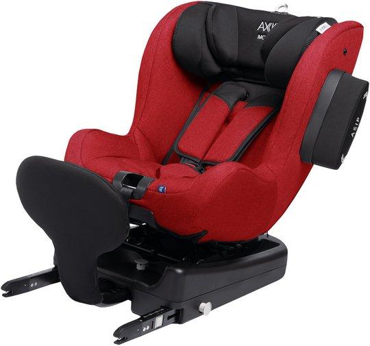 Axkid Modukid Seat Bilstol Inkl. Base, Red