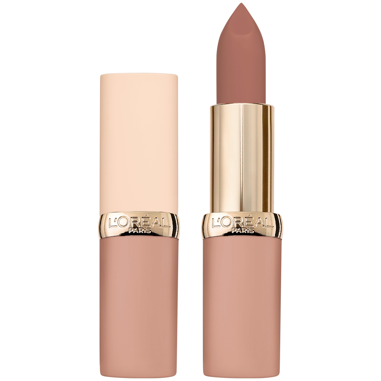 L'Oréal - Color Riche Ultra Matte Free The Nudes Lipstick - 07 No Shame