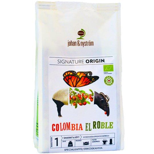 "Kaffebönor ""Colombia El Roble"" - 66% rabatt"