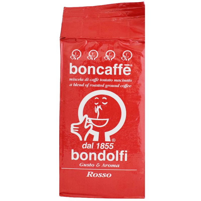 """Kaffe Malet """"Rosso"""" 250g - 49% rabatt"""