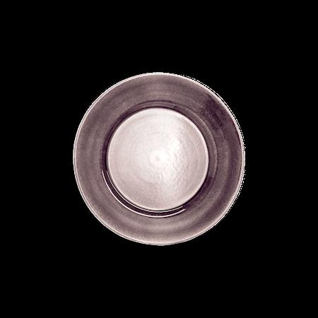 Basic Tallrik Plommon 25 cm