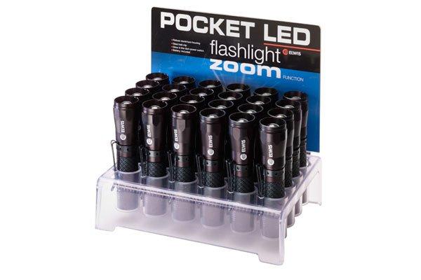 LED ficklampa mini 24 st