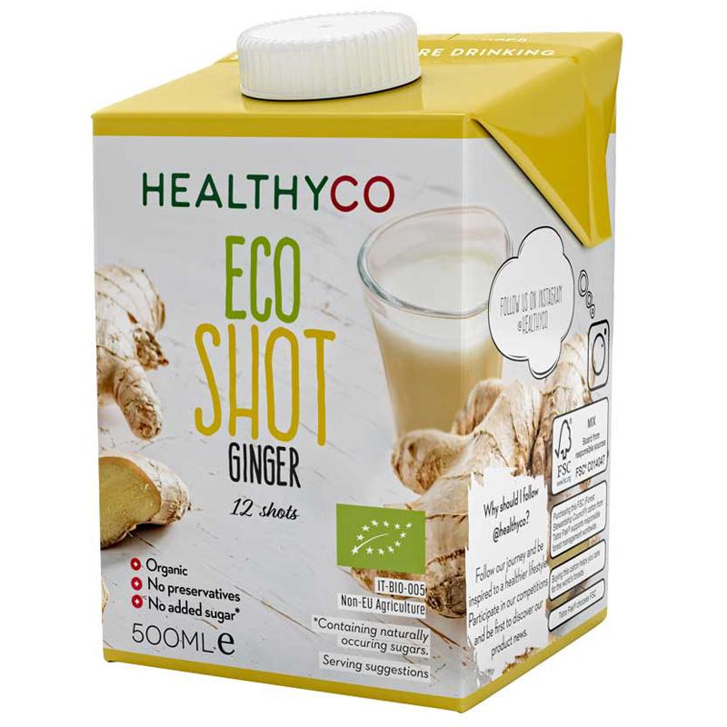Eko Shots Ingefära - 50% rabatt