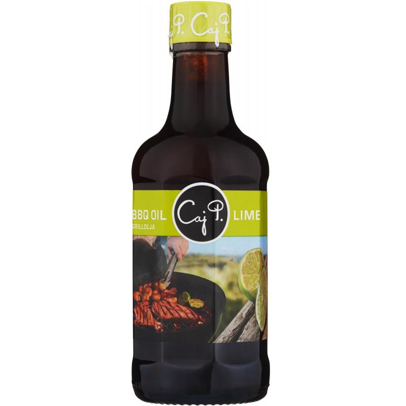 Grillolja Lime 250ml - 81% rabatt