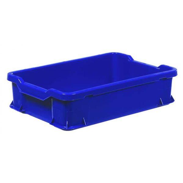 Schoeller Allibert ARCA 7904 Uniback-laatikko sininen 600x400x145 mm
