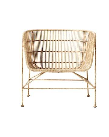 Stol Coon 70x70 cm - Natur