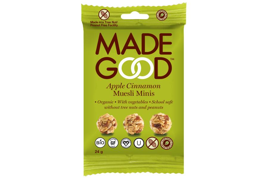 Made Good Granolabollar - Äpple Kanel 24g
