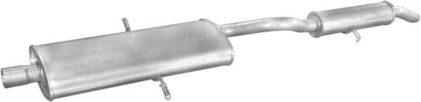 Korjausputki, katalysaattori POLMO 45.05