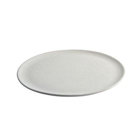 Raw Middagstallerken Arctic White 28 cm