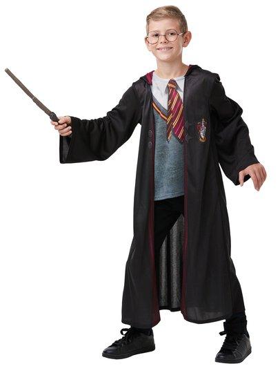 Harry Potter Kostyme Sett Deluxe 9-10 år