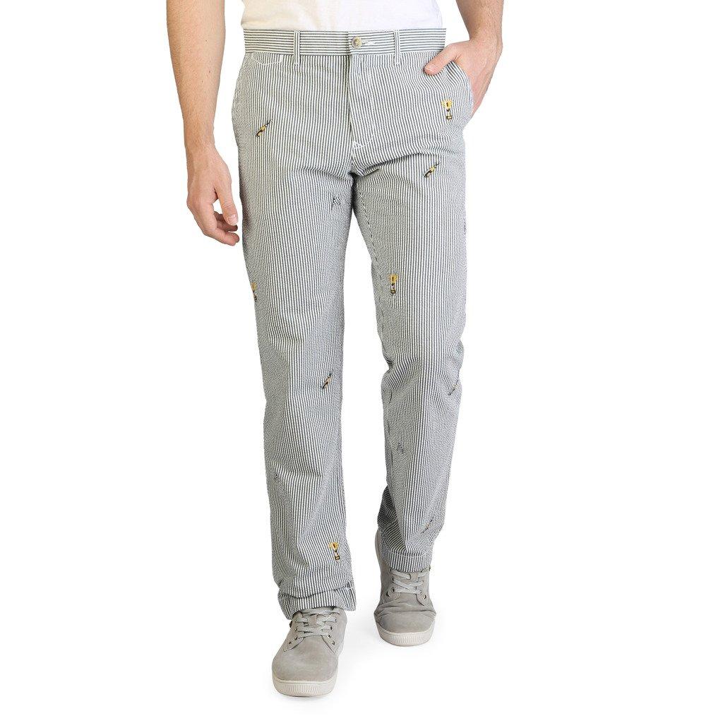 Tommy Hilfiger Men's Trouser Blue MW0MW06108 - blue 34