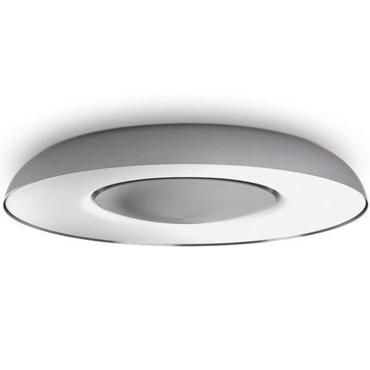 Philips Hue White Ambiance Still Plafondi 27W LED, 2400 lm Alumiini