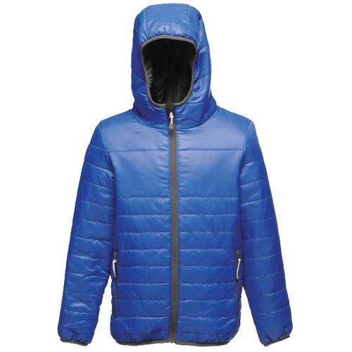Regatta Kid's Stormforce Thermoguard Thermal Jacket Various Colours TRA454 - Royal Blue 3-4 Years