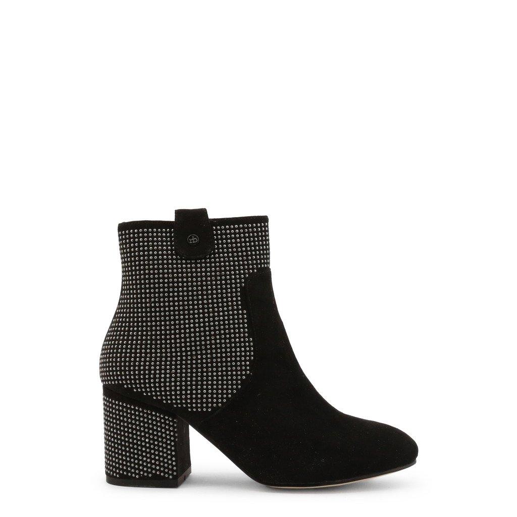 Roccobarocco Women's Ankle Boot Black RBSC1JT01STD - black EU 37