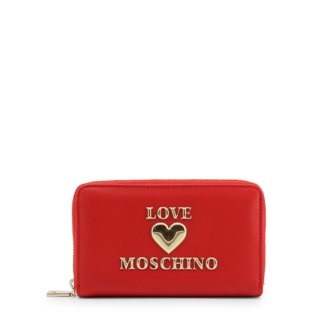 Love Moschino Women's Wallet Red JC5611PP1BLE - red NOSIZE