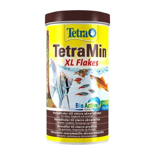 Tetra TetraMin XL Flakes (1000 ml)
