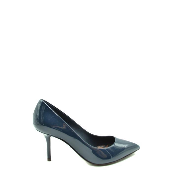 Dolce & Gabbana Women's Pumps Blue 177518 - blue 37.5