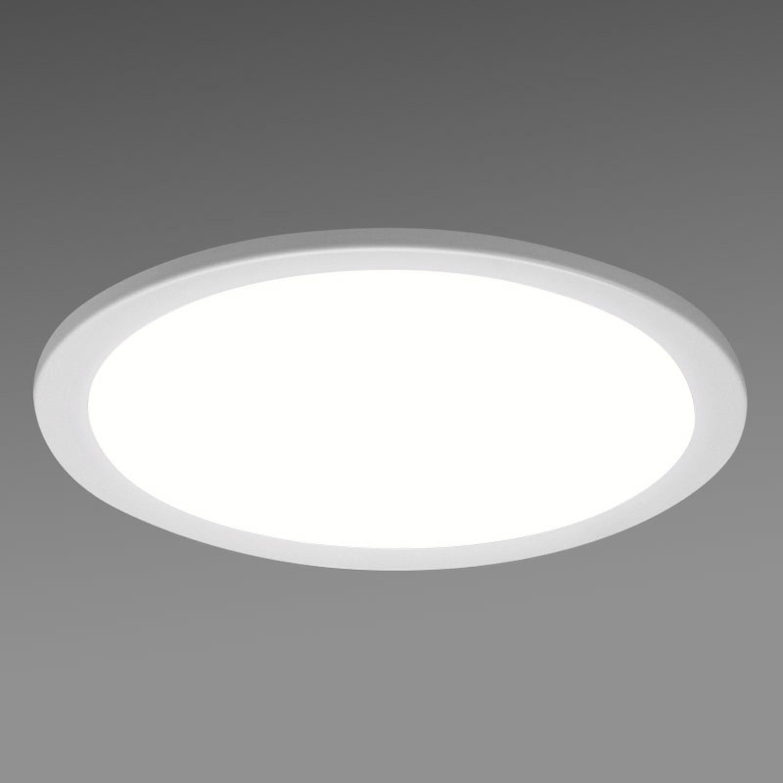 Pyöreä upotettava LED-alasvalo SBLG, 3 000 K
