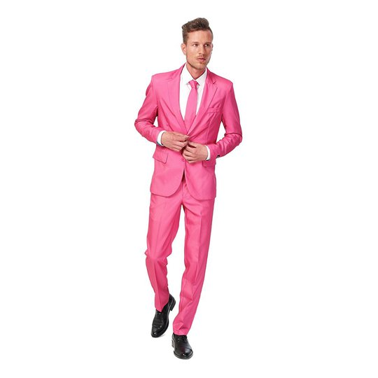 Suitmeister Rosa Kostym - X-Large