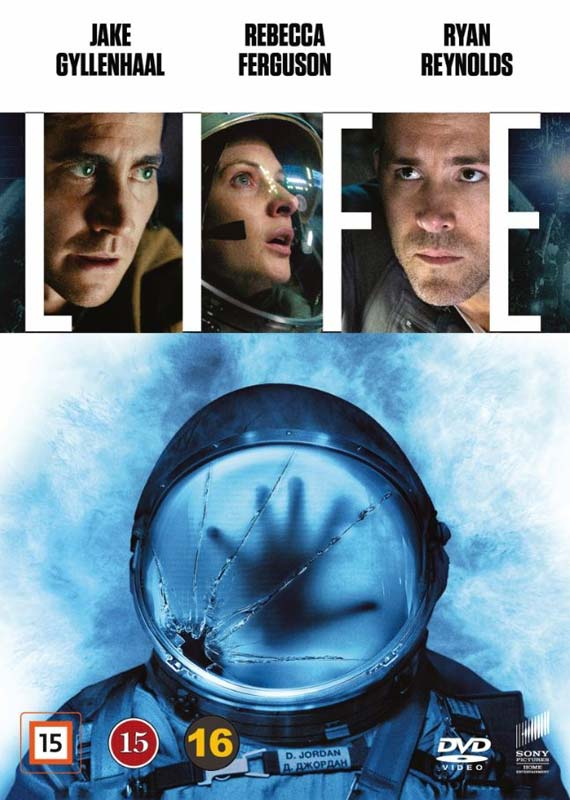 Life (Jake Gyllenhaal) - DVD