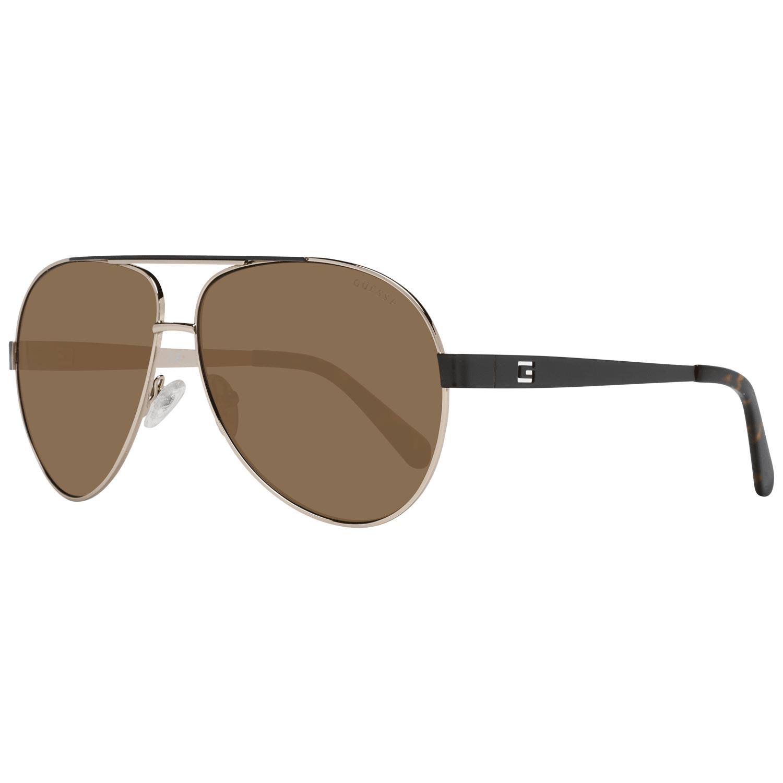 Guess Men's Sunglasses Gold GU6969 6132H