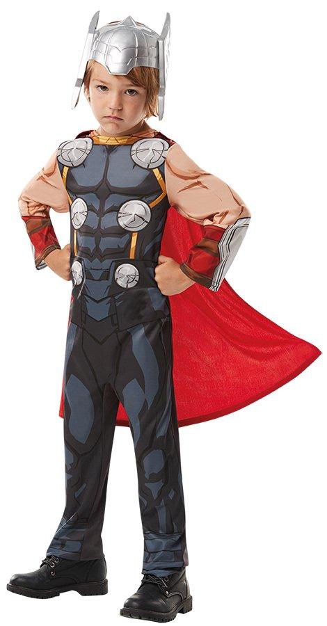 Marvel Avengers - Thor - Childrens Costume (Size 116)