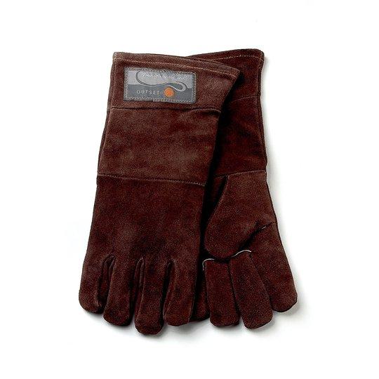Outset Grillhandskar i läder, one size