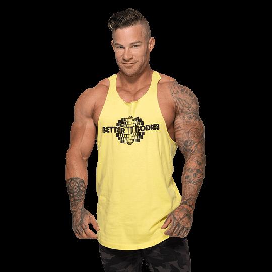 Team BB Stringer V2, Lemon Yellow