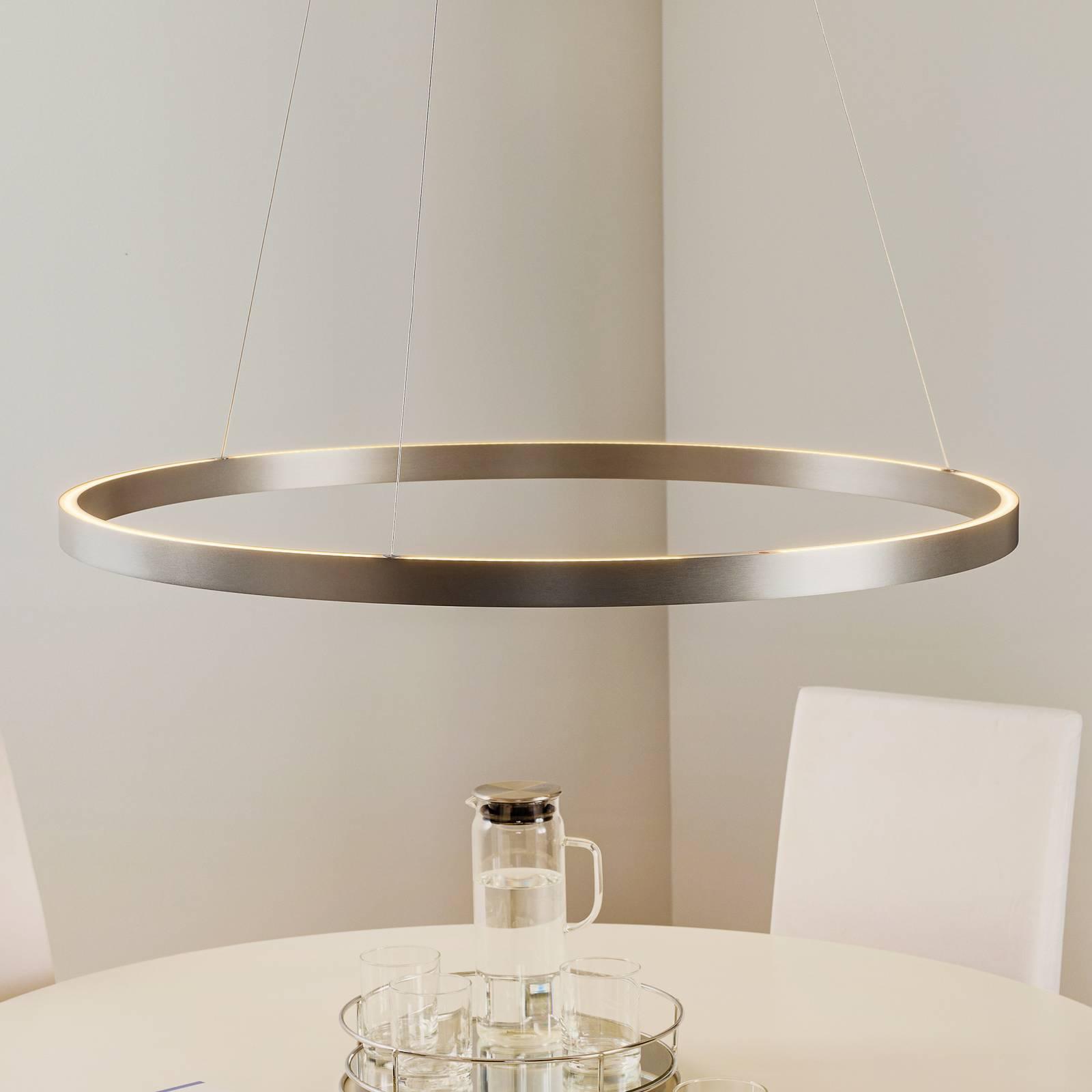 Circle -LED-riippuvalaisin eleohjauksella