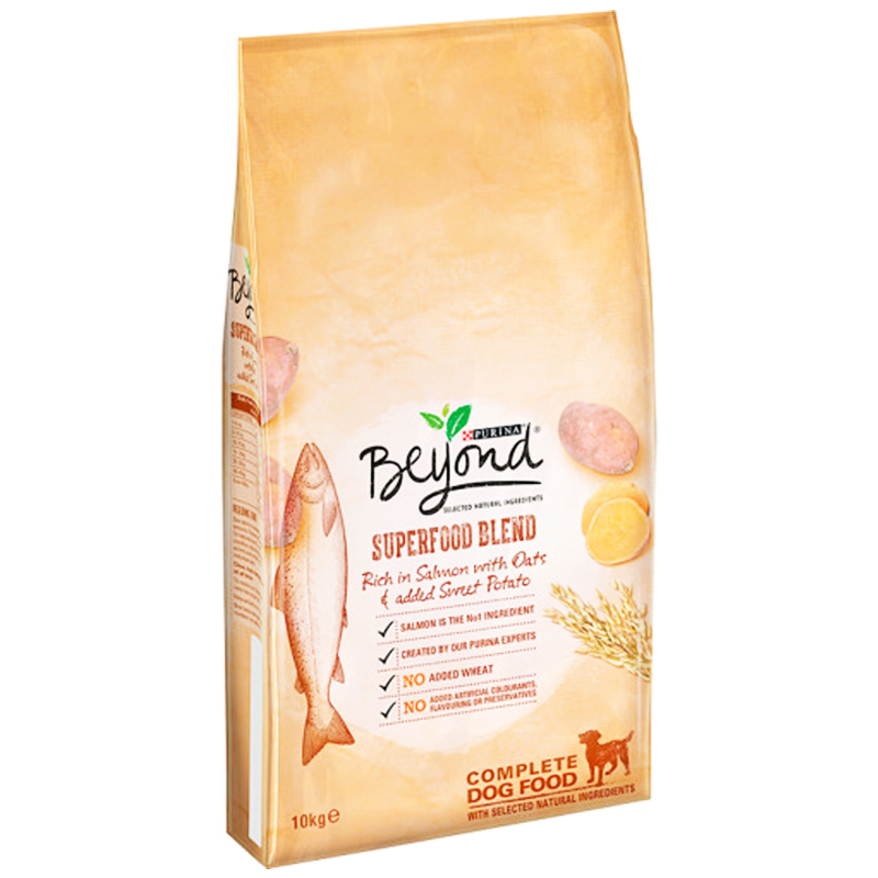 """Koiranruoka """"Super Blend"""" 10 kg - 34% alennus"""