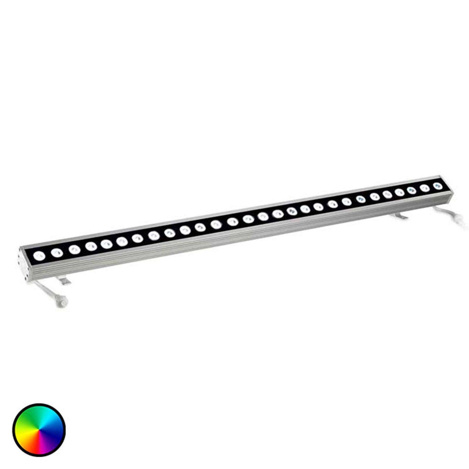 LEDS-C4 Tron utendørs vegglampe RGB-LED