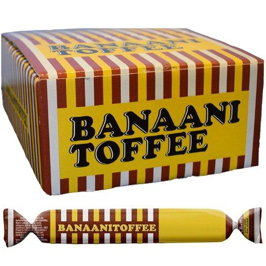 Banaanitoffee 100kpl - 66% alennus