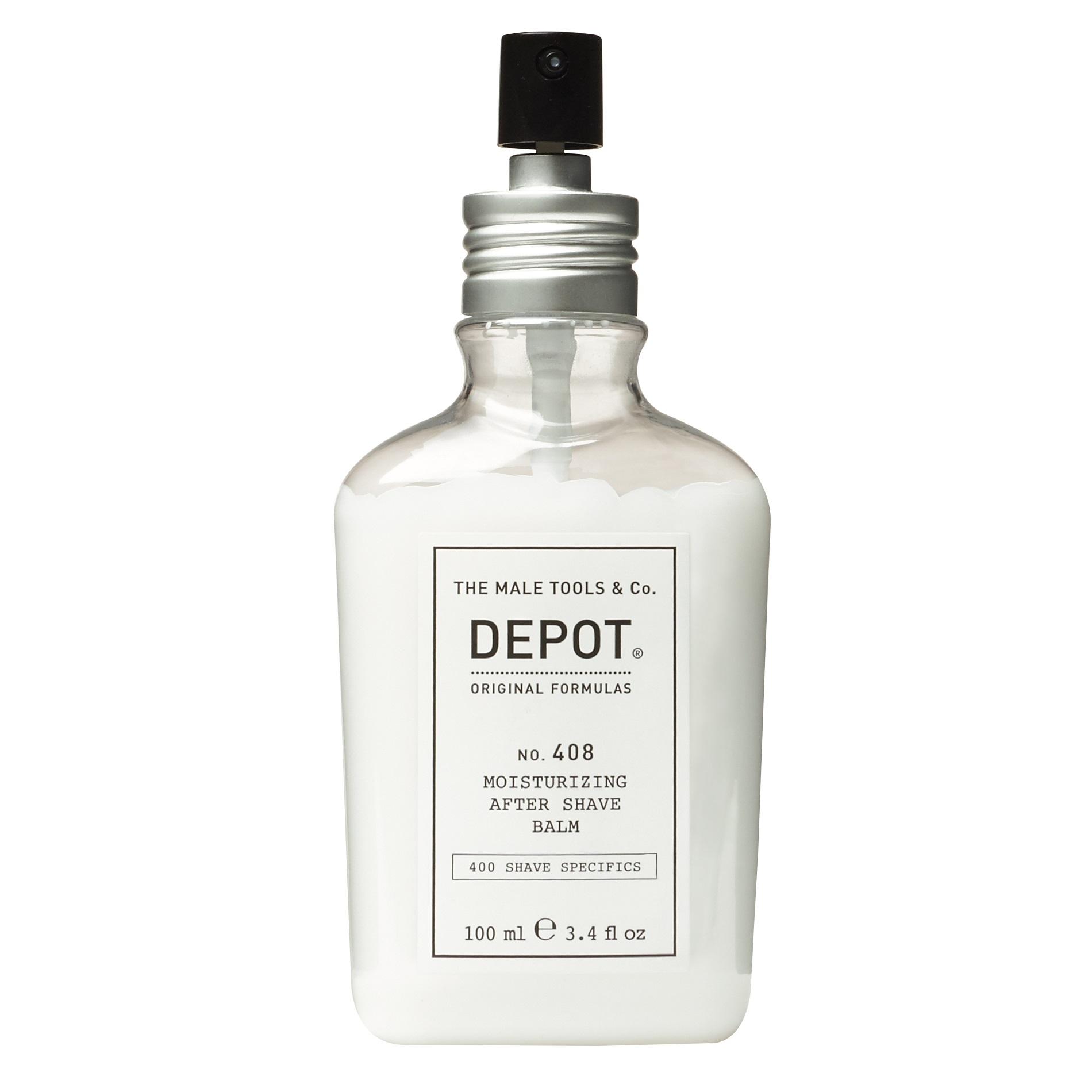 Depot - No. 408 Moisturizing After Shave Balm 100 ml