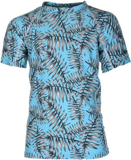 Lindberg Ocean UV-trøye, Turquoise 74-80