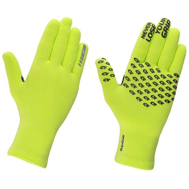 GripGrab Waterproof Knitted Thermal Glove, Cykelhandskar vinter