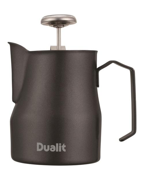 Dualit Milk Jug & Thermometer Mjölkskummare - Svart