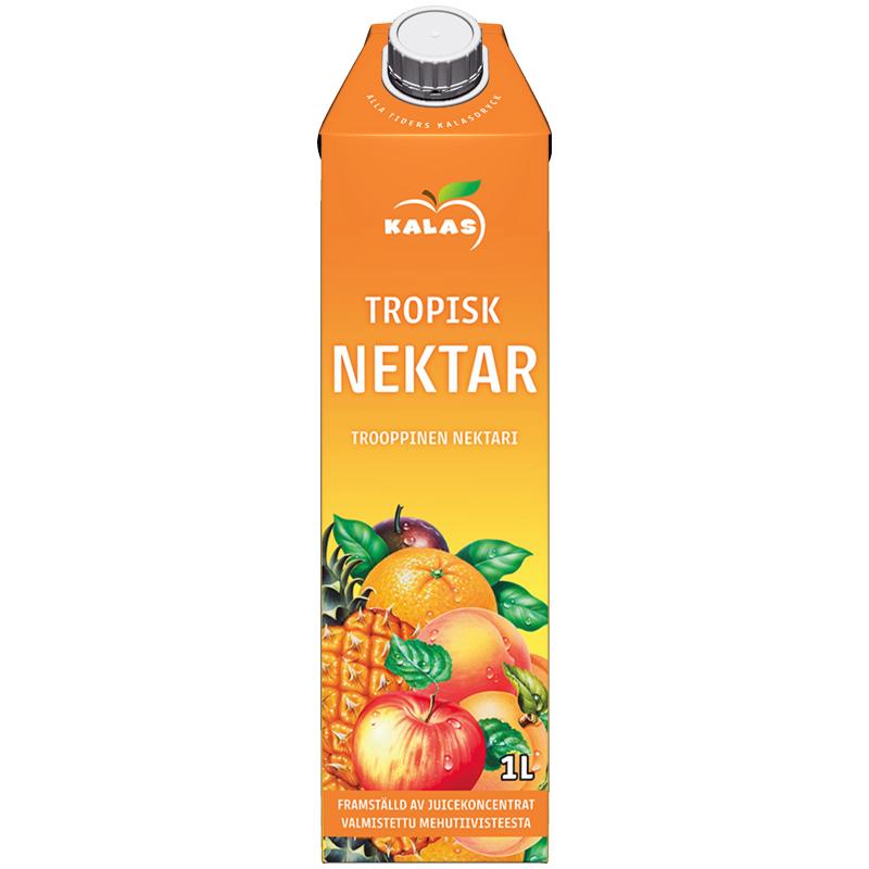 Juice Tropisk Nektar - 33% rabatt