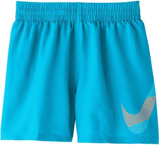 Nike Swim Mash Up Breaker Badeshorts, Light Blue Fury L