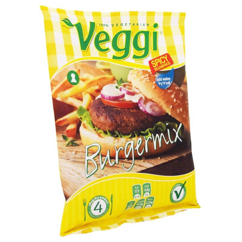 Burgarmix Spicy Veggi - 39% rabatt