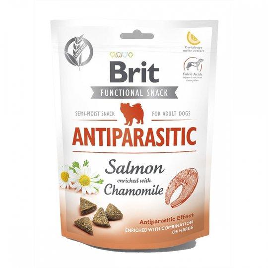 Brit Care Functional Snack Antiparasit Salmon