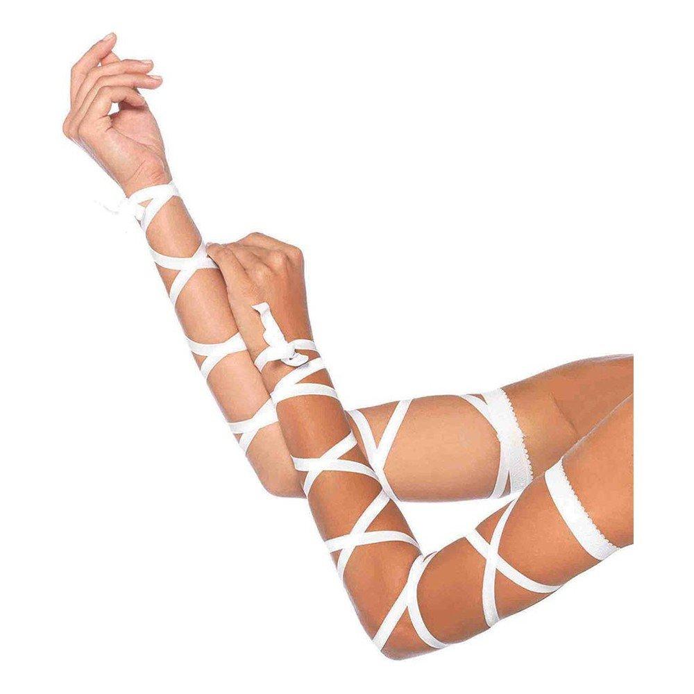 Arm Wraps Elastiska Deluxe - Vit