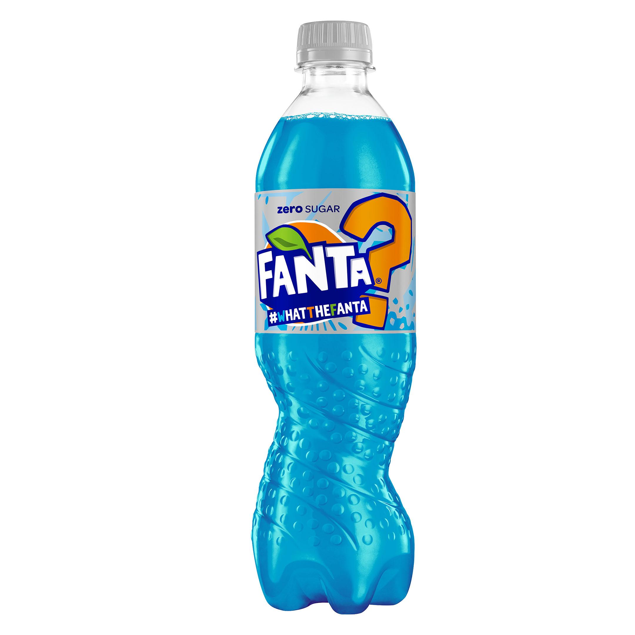 Fanta Zero What The Fanta 50cl