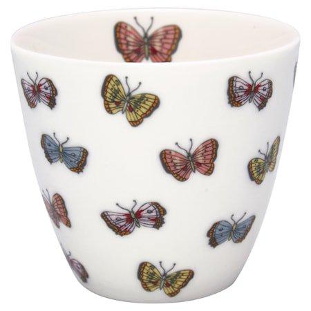 Maisie Latte Cup Hvit