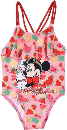 Disney Minni Mus Badedrakt, Pink, 12 Månader