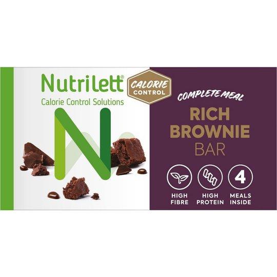 Mealbar Rich Brownie 4-pack - 40% rabatt
