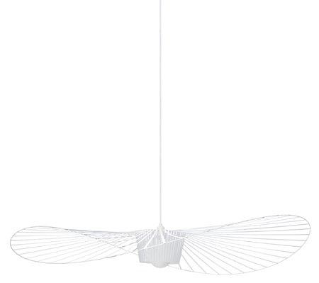 Vertigo taklampe Small - hvit