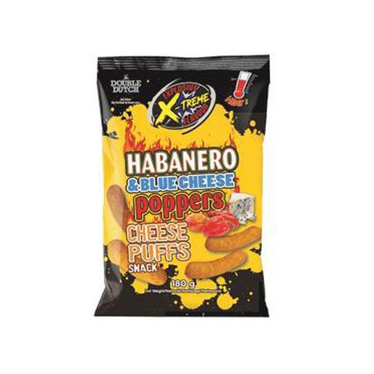 Ostbågar Habanero & Blue Cheese - 64% rabatt