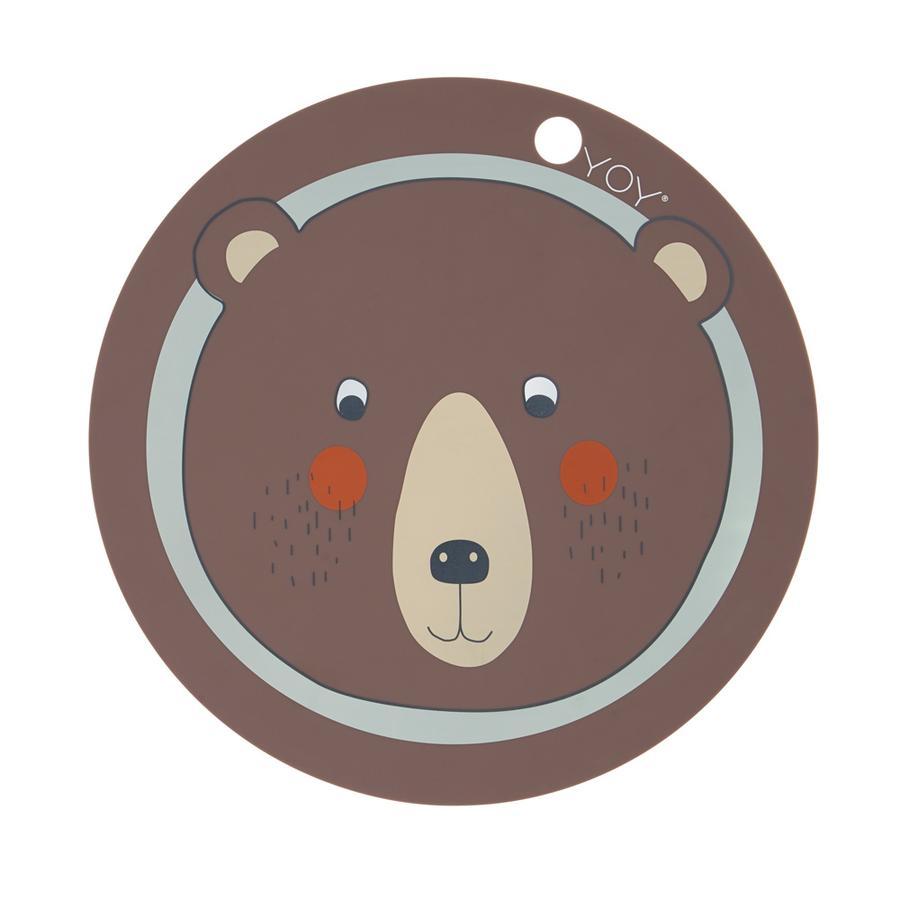 OYOY Mini - Placemat - Bear