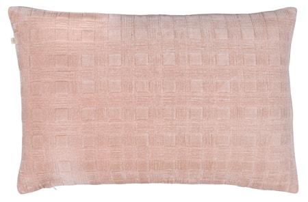 Kuddfodral Velvet Box - Powder Pink